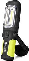Светильник переносной Фаза WL2-L3W/05W-GN (черный/зеленый) -