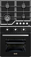 Комплект встраиваемой техники Zorg Technology BE6 BL + BP6 FDW BL -