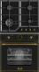 Комплект встраиваемой техники Zorg Technology BE6 RST BL + BP6 FDW RBL -