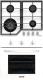 Комплект встраиваемой техники Zorg Technology BE6 WH + BP6 FDW WH -