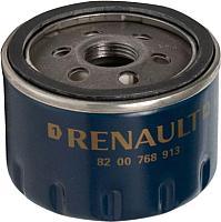 Масляный фильтр Renault 8200768913 -