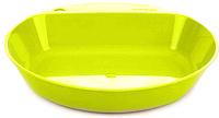 Тарелка походная Wildo Camper Plate Deep / 2229 (желто-зеленый) -