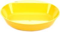 Тарелка походная Wildo Camper Plate Deep / 2233 (лимонный) -