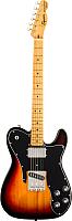Электрогитара Fender Squier Classic Vibe 70s Telecaster Custom MN 3TS -