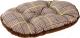 Лежанка для животных Ferplast Relax F 55 / 82055098 (зеленые линии) -