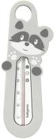 Детский термометр для ванны BabyOno Енот 777/01 (серый) -