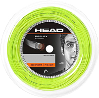 Струна для сквоша Head Reflex Squash 18 / 281216-YW (110м, желтый) -