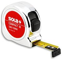 Рулетка Sola Compact M COM / 50520501 (5м) -