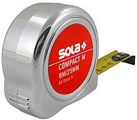 Рулетка Sola Compact M COM / 50520801 (8м) -