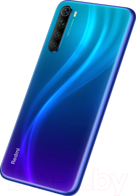 Смартфон Xiaomi Redmi Note 8 3GB/32GB (Голубой Нептун) -