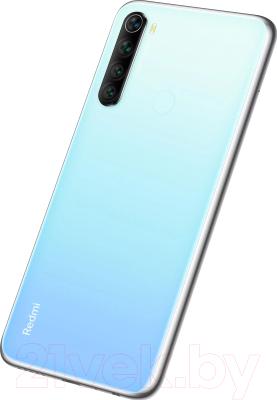 Смартфон Xiaomi Redmi Note 8 3GB/32GB (Лунный Белый) -
