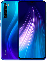 Смартфон Xiaomi Redmi Note 8 4GB/64GB (Голубой Нептун) -