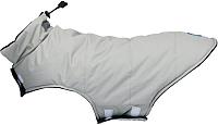 Попона для животных Trixie Begard / 67893 (S, серый) -
