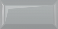 Плитка Golden Tile Metrotiles (100х200, серый) -