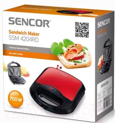 Сэндвичница Sencor SSM 4304RD