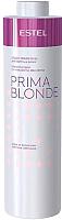 Шампунь для волос Estel Prima Blonde блеск для светлых волос (1л) -