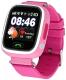 Умные часы детские Wise Q80 (розовый) -