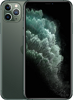 Смартфон Apple iPhone 11 Pro Max 512GB / MWHR2 (темно-зеленый) -