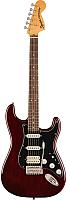 Электрогитара Fender Squier Classic Vibe 70s Stratocaster HSS LRL Walnut -
