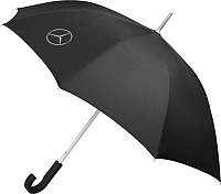 Зонт-трость Mercedes-Benz B66952629 (черный) -