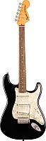 Электрогитара Fender Squier Classic Vibe 70s Stratocaster LRL Black -