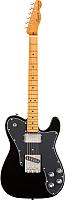 Электрогитара Fender Squier Classic Vibe 70s Telecaster Custom MN Black -