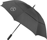 Зонт-трость Mercedes-Benz B66952633 (черный) -
