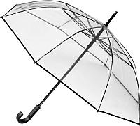 Зонт-трость Mercedes-Benz B66954529 (прозрачный/черный) -