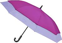 Зонт-трость Mercedes-Benz B66954817 (лиловый/сиреневый) -
