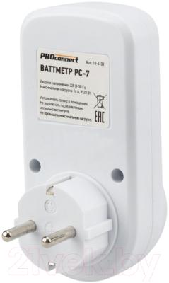 Ваттметр PROconnect PC-7 / 10-6103