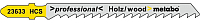 Пилки для лобзика Metabo T144D (623633000) -
