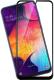Защитное стекло для телефона Case Full Glue для Galaxy A30s/A50s/A50 (черный) -