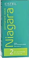 Набор для химической завивки Estel Niagara для химической завивки для нормальных волос -