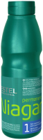 Средство для биозавивки Estel №1 Niagara для трудноподдающихся волос (500мл) -