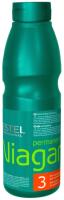 Средство для биозавивки Estel №3 Niagara для окрашенных волос (500мл) -