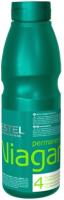 Средство для биозавивки Estel №4 Niagara для обесцвеченных и поврежденных волос (500мл) -