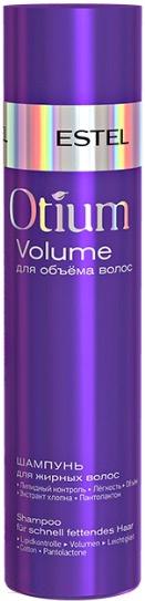 Купить Шампунь для волос Estel, Otium Volume для объема жирных волос (250мл), Россия