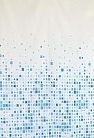 Шторка-занавеска для ванны Miranda Efes Blue -
