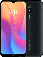 Смартфон Xiaomi Redmi 8A 2GB/32GB (Midnight Black) -