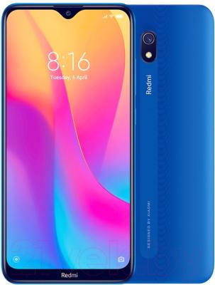 Смартфон Xiaomi Redmi 8A 2GB/32GB Ocean Blue -