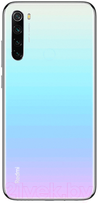 Смартфон Xiaomi Redmi Note 8 4GB/64GB Moonlight White -