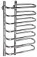 Полотенцесушитель водяной Ростела Бридж 16x70x65/7 (1