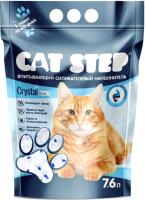 Наполнитель для туалета Cat Step Силикагелевый / 20363005 (7.6л) -