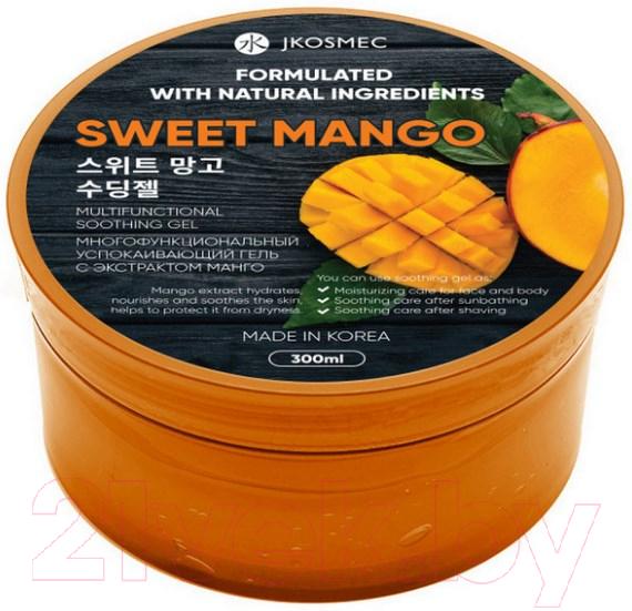 Купить Гель для тела Jkosmec, Sweet Mango Butter Multifunctional Soothing Gel (300мл), Южная корея