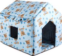 Домик для животных Gamma Избушка / 31912008 -