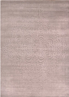 Ковер Adarsh Exports Carving Wool Viscose / HL-705-NATURAL-BEIGE (1.6x2.3) -