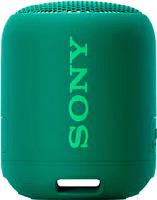Портативная колонка Sony SRS-XB12G (зеленый) -