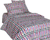 Комплект постельного белья Паулiнка Шотландка 4125/3759(01) -