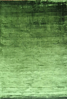Ковер Adarsh Exports Tencel Plain / GREEN-9117 (2x3) -