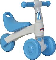 Беговел Chi Lok Bo Little Tikes Tricycle / 3468 (голубой) -